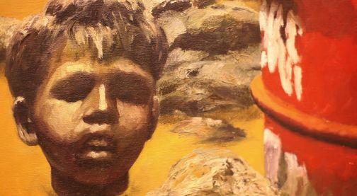 Biografía de Bikash Bhattacharjee - Fotorrealismo y naturalismo