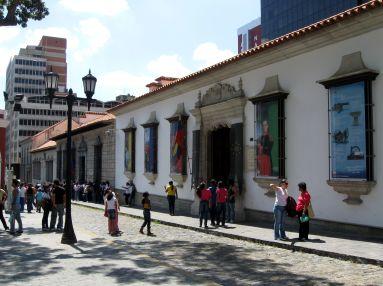 Museos de Arte de Ciudad Bolívar - Época de la colonia