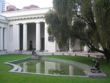Museos de Arte de Caracas - Patrimonio cultural