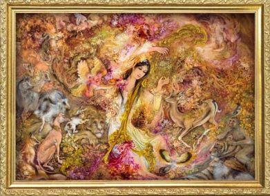 "Biografía de Maqbool Fida Husain -el ""Picasso de la India"""
