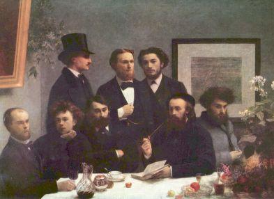 Biografía de Henri Fantin Latour (1836-1904) - Grabador e ilustrador