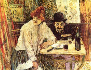 Biografía de HenriToulouse Lautrec (1864-1901) - Obras maestras