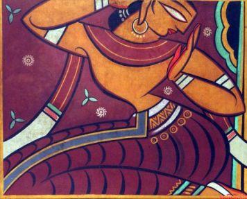 Biografía de Jamini Roy -Pintor de retratos