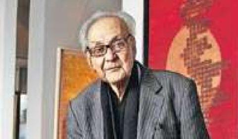 Biografía de Sayed Haider Raza - Paisajes expresionistas