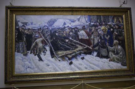 Biografía de Vasily Ivanovich Surikov ¿Quién fue este gran artista?