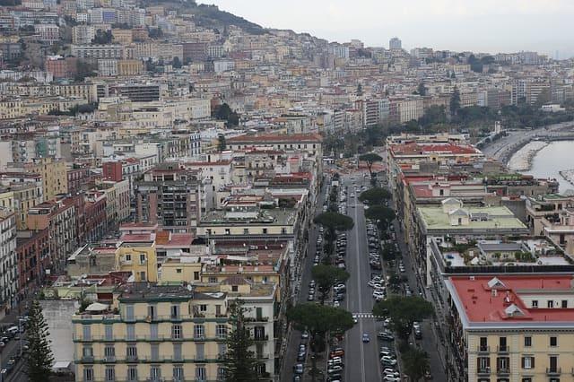 Galerías de Arte de Nápoles
