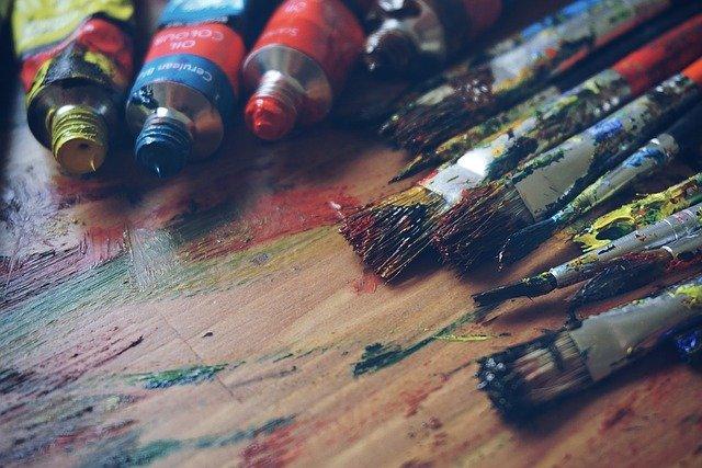 Característica de la Pintura de Témpera