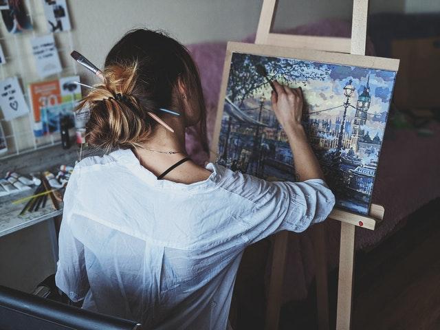 Qué es la Pintura al Óleo