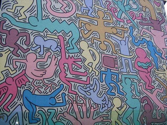pintura el mural