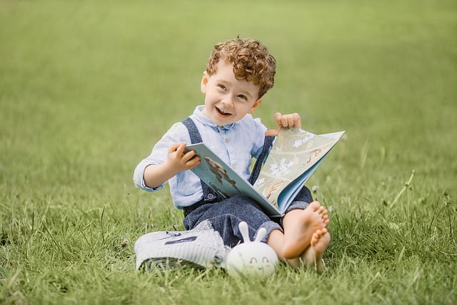 Desarrollo literatura infantil