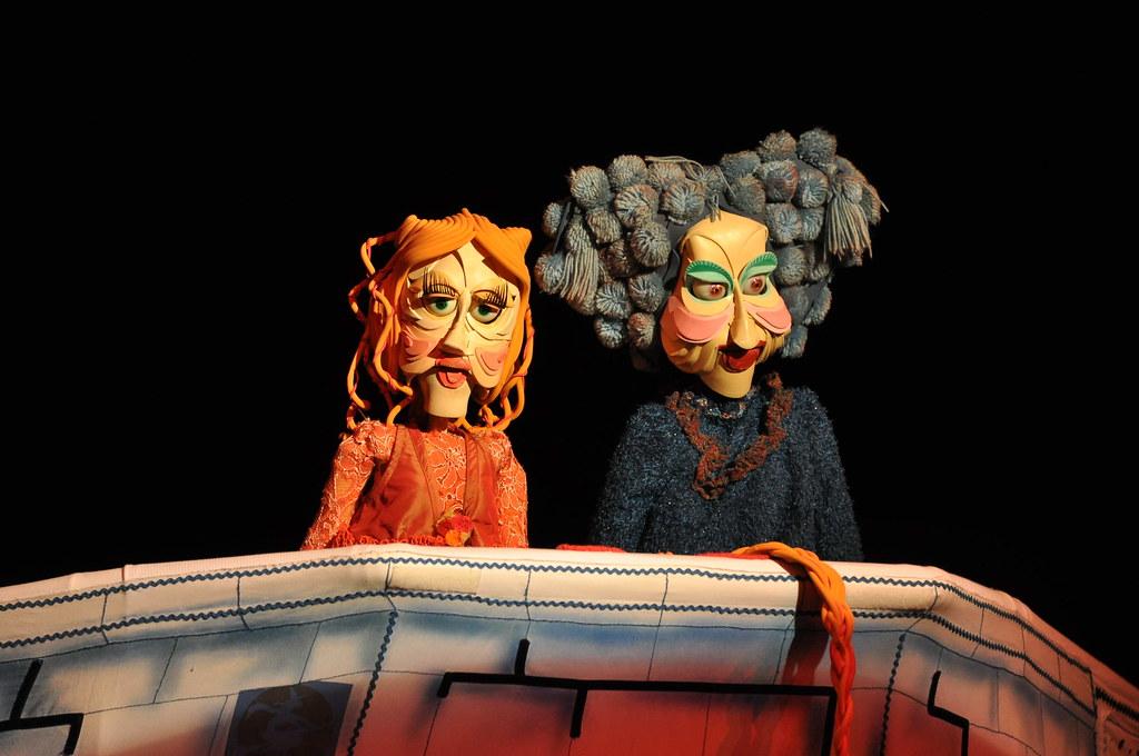 Características del Teatro Infantil