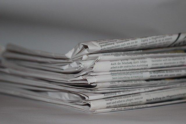noticia periodística