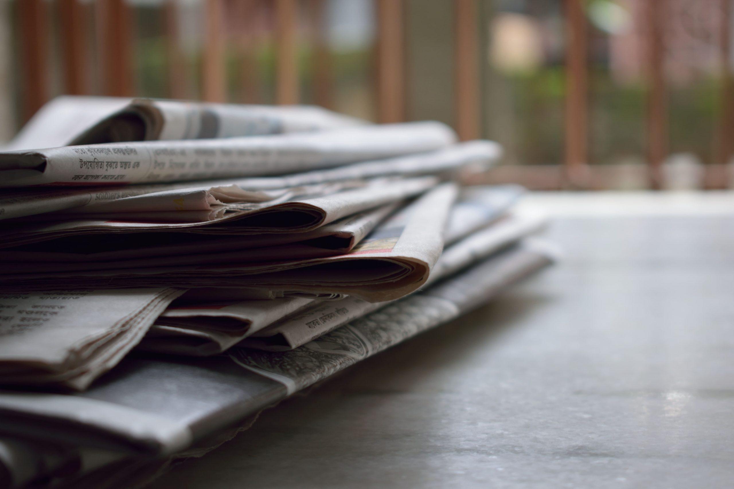 escribir un editorial periodístico