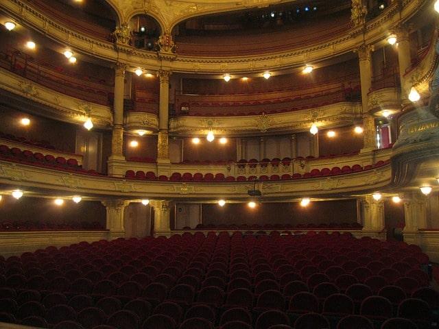 Tipos de Teatro Contemporáneo