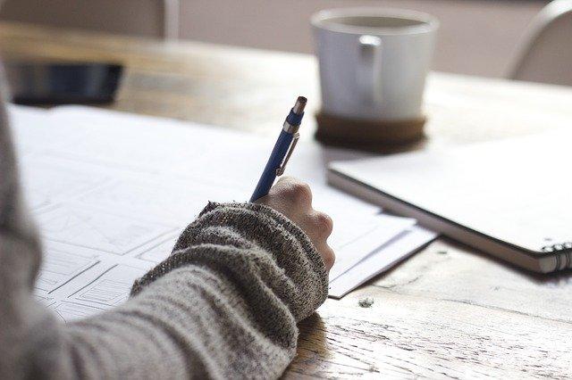 escribir un informe
